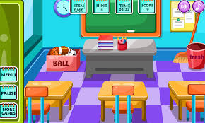 classroom clean up at 1mobile com