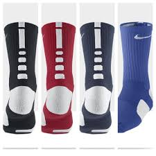 s nike elite basketball socks sneaker