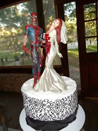 marvel cake toppers my wedding cake topper marvel ftw imgur
