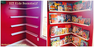 diy kids bedroom ideas diy storage ideas kids rooms bookshelf dma homes 7575