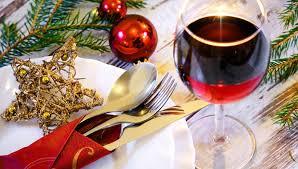 cuisine et vins de noel accords mets et vins pour un menu de noël pas cher