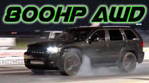 jeep hellcat truck nasty 800hp awd jeep youtube