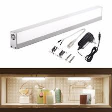 fluorescent under cabinet light fixture light pot picture more detailed picture about le 8w dimmable 24v