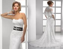 ten elegant black and white wedding dresses u2013 bestbride101