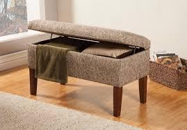 grey storage bench outdoor home inspirations design