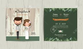 card to groom from wedding invitation card and groom on wood
