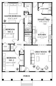 style house plans 1200 square foot home 1 story 3 bedroom and