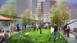 macy u0027s considers turning herald square rooftop into public park