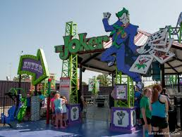 Six Flags Hours Of Operation Nj The Joker Roller Coaster Guide To Six Flags Over Texas