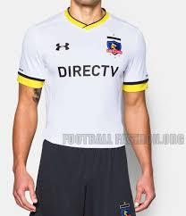 colo colo 2016 under armour home kit u2013 football fashion org