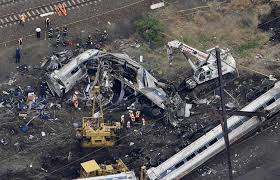 Amtrack Human Error And High Speed Blamed For Deadly Philadelphia Amtrak