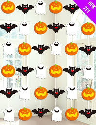 halloween party banner halloween spooky party decorations spider web fake blood horror