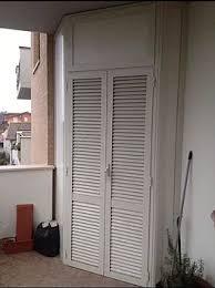 armadio da esterno in alluminio punto gea armadi da esterno in alluminio