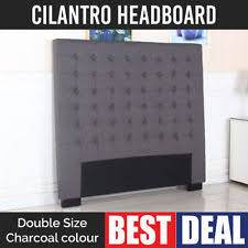 Double Headboards For Sale by Queen Headboards For Beds Ebay