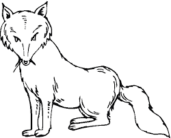 coloring page of wolf free coloring pages of star fox wolf 816 bestofcoloring com