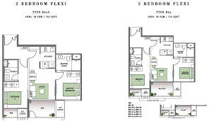 Condominium Plans Botanique Floor Plans Botanique Bartley Condo Floor Plan