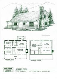 Cabin Home Plans With Loft Log Home Floor Plans Log Cabin Kits House Floor Plan Kits