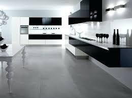 cuisine blanche sol noir credence york noir et blanc gallery of credence verre et
