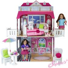 the southern market two story 18 inch doll playhouse