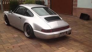 1990 porsche 911 carrera 2 mein porsche 911 carrera 2 rs umbau modell 964 youtube