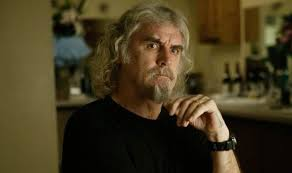 fan told billy connolly his funny walk was a giveaway for