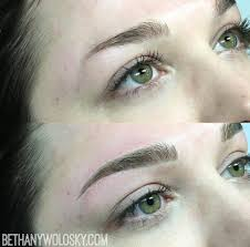 eyeliner tattoo pain level i ve seen a few posts lately about eyebrow tattoos aka microblading