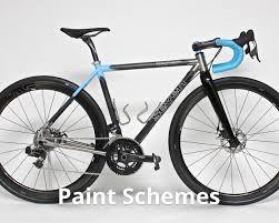 custom paint schemes signature cycles