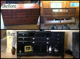 Tv Stands Furniture 39 Goodwill Find Transformed Into A Tv Stand Instructions Here