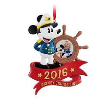 Cruise Ornament Your Wdw Store Disney Ornament Disney Cruise Line Photo Frame 2016