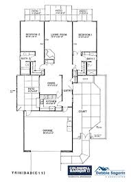 Rossmoor Floor Plans by Trinidad Floor Plan Laguna Woods Village