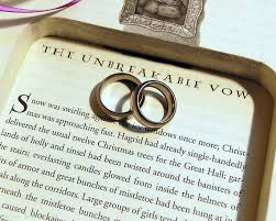 Harry Potter Wedding Rings by Harry Potter Ceremony U0026 Reception Virginia Bride Magazine