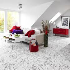 sol vinyle chambre enfant pose sol vinyle lame pvc clipsable nolita grey