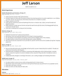 Retail Sales Associate Resume Sample by Resume For Retail Sales Associate Free Resume Example And