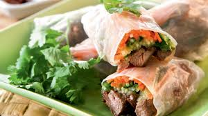 rice paper wrap beef rice paper rolls recipe