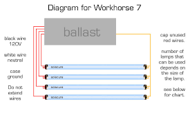 workhorse ballast wiring diagram 100 images fulham workhorse 5