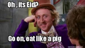 Overeating Meme - eid meme 1 the daily vox