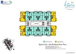 Naia Terminal 1 Floor Plan by Asteria Residences Dmci Homes
