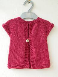 handmade by knottygal one baby sweater