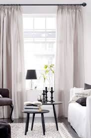 should drapes touch the floor 100 best curtains images on pinterest bed linen cosy living