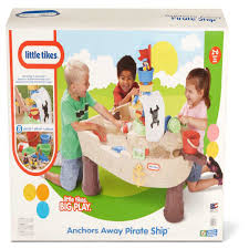 Little Tikes Pirate Ship Bed Little Tikes Anchors Away Pirate Ship Big W