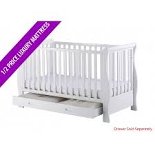 Sleigh Cot Bed Uberchild Baby Cots And Cot Beds Available Now On Uberchild Com