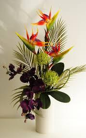 artificial floral arrangements for interior decor