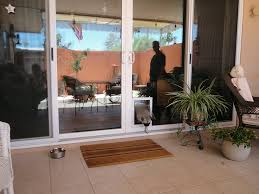 Patio Door With Pet Door Built In Pet Patio Door Replacement Energy Efficient Sliding Glass Pet Door
