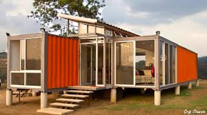 awesome modular shipping container homes youtube