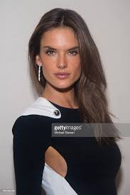 new york hair show 2015 alessandra ambrosio gets ready for the victoria s secret fashion