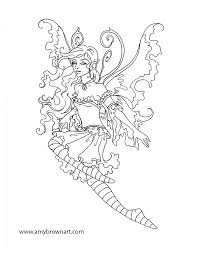 gothic fairy coloring pages enchanted designs fairy u0026 mermaid