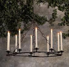 Vintage Candle Chandelier Best 25 Hanging Candle Chandelier Ideas On Pinterest Diy Candle