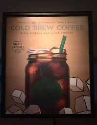 Most Ridiculous Starbucks Order by Starbucks Cold Brew Is The Worst Coffee We U0027ve Tried In 2015