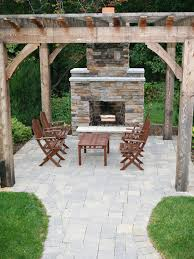 outdoor space ideas 18 patio fireplace design ideas for your outdoor space style