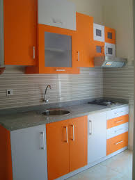 amazing of mini kitchen set in interior design concept with mini